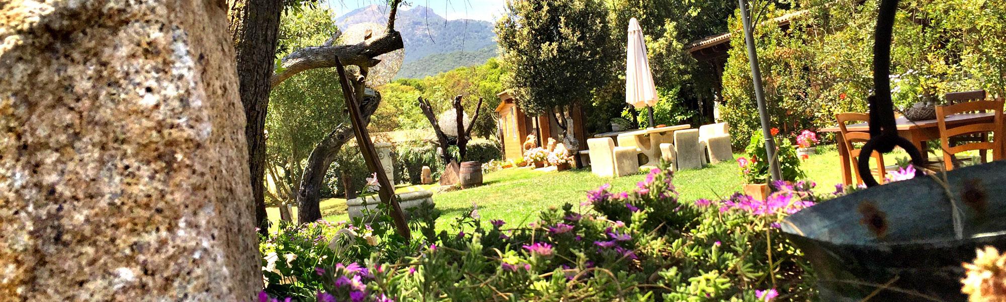 Agriturismo Boltei Padru Sardegna